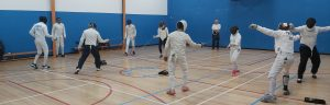 Evesham Fencing Club