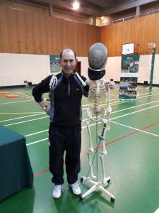 Nick Chapman - Fencing Coach