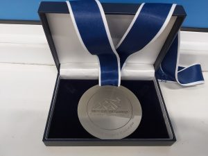 2020 World Vets Medal